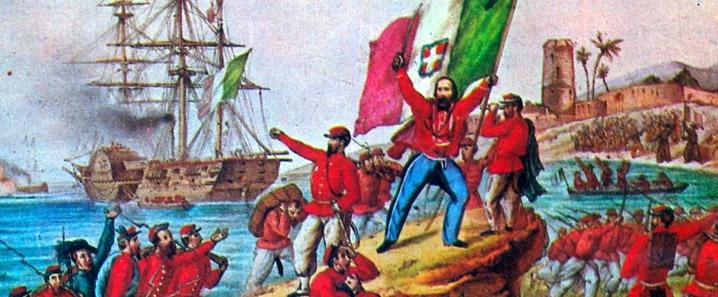 Garibaldi nel 1862 a Melito Porto Salvo? Sbagliato! Il generale sbarcò a Montebello Jonico
