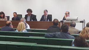 Il prof. Antonio Viscomi, vicepresidente della Regione Calabria