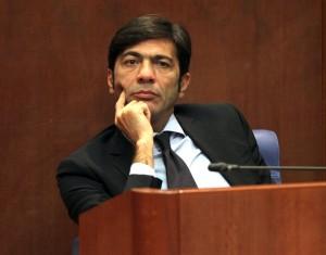Il presidente della Commissione contro la 'ndrangheta Arturo Bova