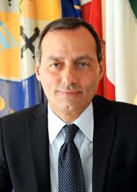 Il consigliere Domenico Battaglia (Pd)