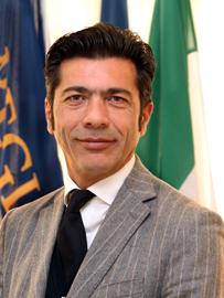 Il consigliere Arturo Bova (Democratici Progressisti)