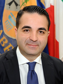 Il consigliere regionale Francesco Cannizzaro (Cdl)