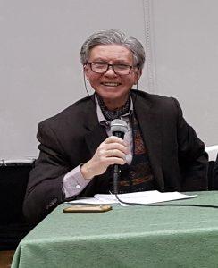 Carmelo Giuseppe Nucera, Presidente del Circolo Culturale Apodiafazzi