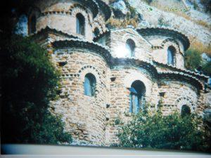 Cattolica -Stilo