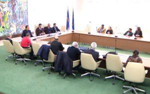 Commissione contro la ndrangheta in Calabria 06.03.2017