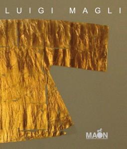 Copertina della monografia di Luigi Magli