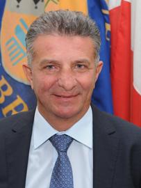 Il vicepresidente del Consiglio Francesco D'Agostino