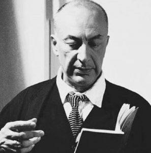Il poeta georgiano Dato Magradze