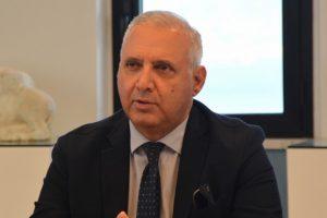 Il Direttore Generale dell'Azienda Ospedaliera Frank Benedetto
