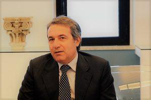 il primario del reparto di Cardiochirurgia Dott. Pasquale Fratto