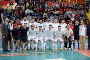 """La squadra del """"Fabrizio Corigliano"""" rappresenta la Calabria nella massima serie del calcio a 5."""