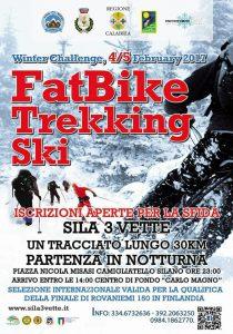 FatBike trekking ski