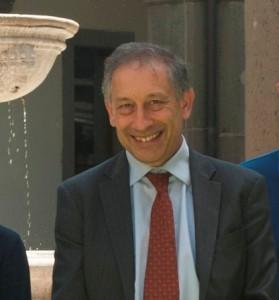 professor Giuseppe Scarascia-Mugnozza-