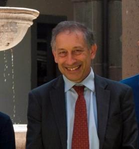 Il professor Scarascia-Mugnozza.