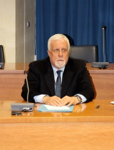 Franco Sergio (Oliverio Presidente)