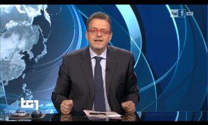 Il giornalista Marco Frittella