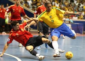 Futsal - brasile