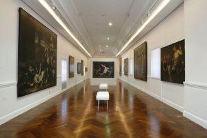 Galleria Nazionale di Cosenza - sala Luca Giordano
