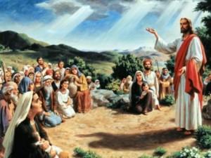 Gesù e il discorso della Montagna (Matteo).