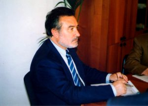 Il dott. Saverio Mannino