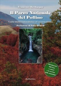 Il Parco del Pollino copertina libro