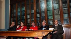 dida: Giacomo Battaglia, Zina Crocè, Enzo Romeo, Rocco Familiari, Angelo Vecchio Ruggeri