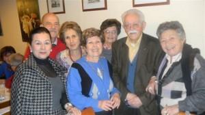 Il prof. Giovanni Mastroianni, storico e filosofo, ha compiuto 95 anni nella sua casa di Imola dove molti dei suoi allievi sono andati a festeggiarlo.