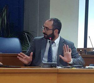 Il professore Massimo Rubechi, consigliere giuridico del ministro per le Riforme, Maria Elena Boschi