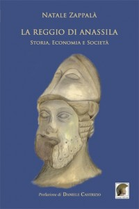 La Reggio di Anassila copertina libro