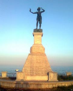 Monumento a Nosside (Locri)