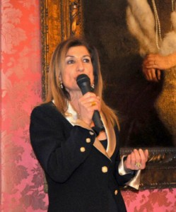 La dottoressa Maria Antonietta Aloe Spiriti