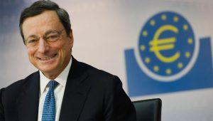 """Mario Draghi, presidente della """"Bce"""""""