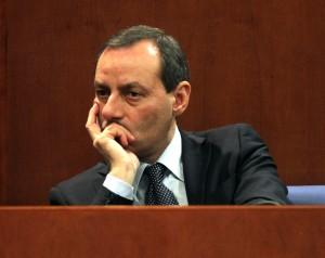 Il consigliere regionale del Pd, Mimmo Battaglia.