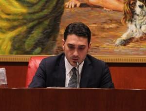 Il predsidente del Consiglio regionale Nicola Irto