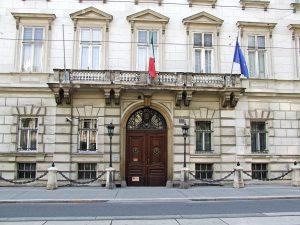 Palais Metternich eede dell'Ambasciata d'Italia a Vienna
