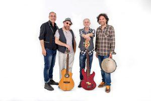 Paolo Sofia, Salvatore Gullace, Giuseppe Platani, Massimo Cusato (Photo di Giuseppe Macrì)