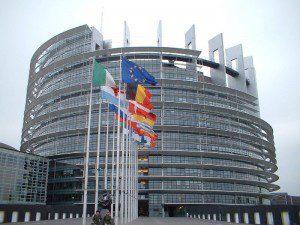 Il Parlamento europeo svolge una funzione di controllo ed è l'unica istituzione europea a essere eletta direttamente dai suoi cittadini. Insieme al Consiglio dell'Unione europea, costituisce una delle due camere che esercitano il potere legislativo nell'Unione