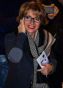 La professoressa Maria Rosaria Rao