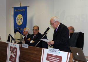 Stefano Priolo presidente Associazione ex consiglieri regionali