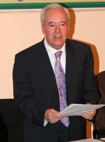 Il presidente dell'associazione ex consiglieri Stefano Priolo