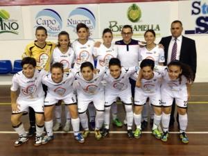 La Pro Reggina allenata da Enzo Tramontana al primo anno di serie A femminile, conquista scudetto e supercoppa.
