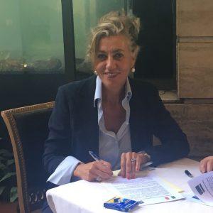 Prof. Michela Mantovani (Coordinatrice del Corso e Direttore del Cat-Lab)