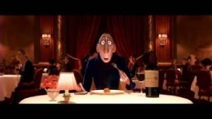 """""""Ratatouille"""".  Anton Ego: """"Lo sa cosa vorrei tanto?  Un po' di prospettiva. Ecco gradirei della prospettiva fresca,  chiara e ben condita…"""""""