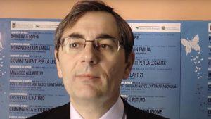 Il presidente del Tribunale dei minori di Reggio Calabria Roberto Di Bella