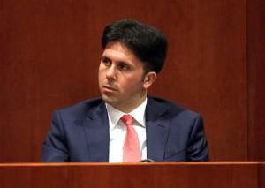 Il consigliere Vincenzo Pasqua (Oliverio Presidente)