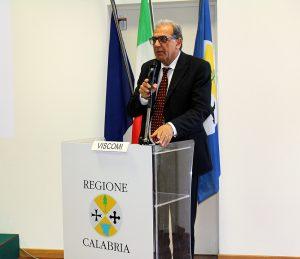 Antonio Viscomi, vicepresidente della Regione Calabria