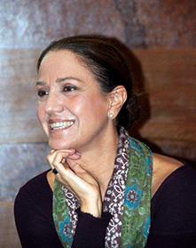 Anna Gastel, ambasciatrice della Riserva Naturale Valli Cupe