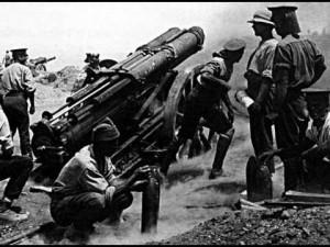 Armi utilizzate durante la Prima Guerra Mondiale