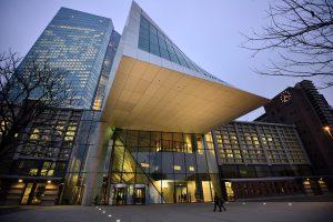 Un'immagina della Banca centrale europea  (Bce)