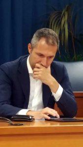 L'on. Marco Donati, parlamentare del Pd